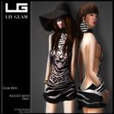 LIV-Glam(Summer2012)-Glam Mini Dress{Mesh} (19 Textures Via Hud)