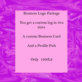 Business Logo Package