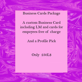 Business Card Package 2