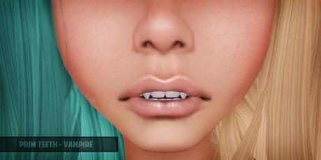 [M] Prim Teeth v2 - Vampire