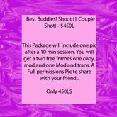 Best Buddies Package 2