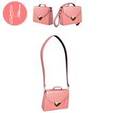 (fd) Heart Purse - Pink