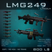 [BW] LMG249 Lincoln