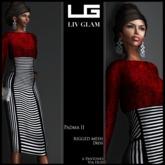 {LIV-Glam}.:Spring-2013:.Padma Pencil Dress II Hud