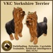 VKC® Yorkshire Terrier -Artificially Intelligent (AI) Trainable Dog- No Food Required -Virtual Kennel Club- Pathfinding