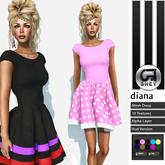 SHEY - Diana Retro Dress