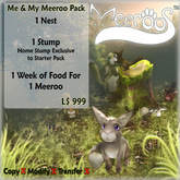 Magical Meeroo Me and My Chest V3.0 BOXED 999L