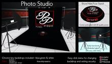 Project Puppet Photo Studio