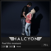 Halcyon - Feel this moment Pose  [25L IN WORLD]