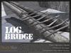 Skye log bridge 2