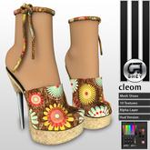 SHEY - Cleom Boho Shoes