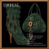 *Elsewhere* Pride Boots & Purse Set