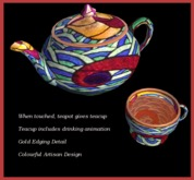 *Elsewhere* Cuppa Teapot