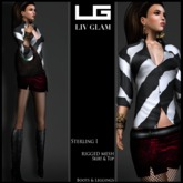 [LIV-Glam] STERLING Outfit-SP1-[WearMe]