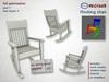 *M n B* Rocking chair (meshbox)