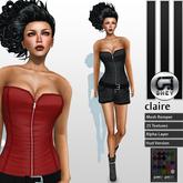 SHEY - Claire Mesh Romper