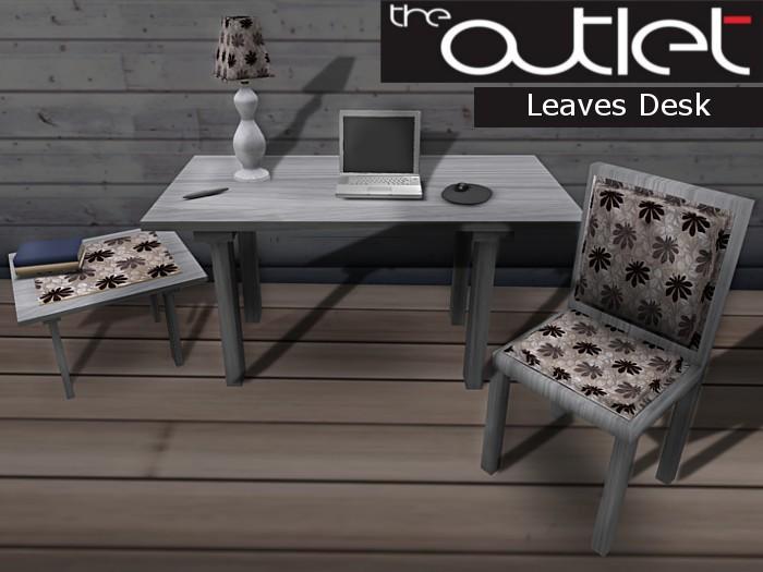 Outlet*-* Leaves Desk