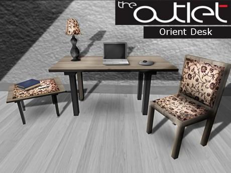 CO Orient Desk