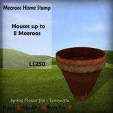 Meeroos Home Flower Pot Terra v3.0 BOXED