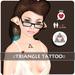 ::LEO-NT:: TRIANGLE Tattoo <3