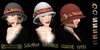 Eclectica 'Solaria' Cloche Hat- Russet