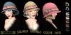 Solaria hat  pink