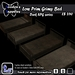 Low Prim Grimy Bed