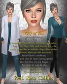 Body & Soul - Complete Avatar - MATURE SERIES - Prof. Rosa Collins
