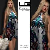 [Liv-Glam] K collection Laila Mini dress
