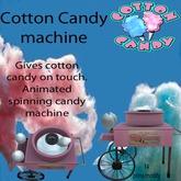 cotton candy machine ( pink )