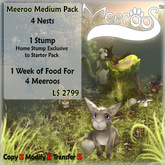 Magical Meeroo Medium Chest V3.0 BOXED 2799L