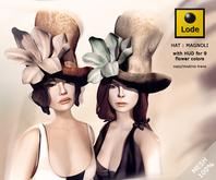 *LODE* Hat - Magnoli [All Colors]