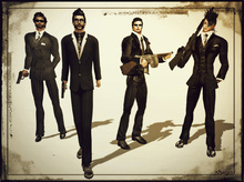 *CoCo* Pose Mafia/Gangstar full pack