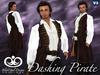 Dashing Pirate Outfit - Brown