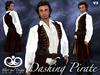 Dashing Pirate Outfit - Crimson