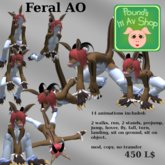 FERAL/QUADRUPED AO BY POUND LUNT