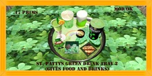 ST,pattys green drink tray 2