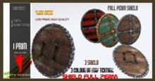 Shield Full perm  EFE DESIGN