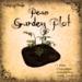 [DDD] Lil' Garden Plot - Peas - 100% Mesh