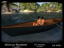 Nerenzo Rowboat - cuddle - 71 animations/41 poses