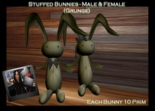 Grungy Bunnies Pack