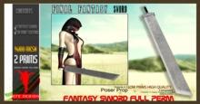 Fantasy Sword Full perm