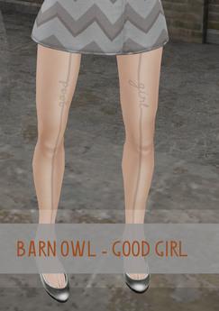 Barn Owl - Good Girl