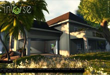 inVerse® MESH - DALLAS - full furnished mesh house