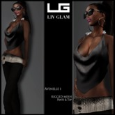 [LIV Glam] Boutique-Spring 2013-Avenelle Outfit I Hud