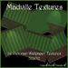 Madville Textures - Green Victorian Wallpaper Textures