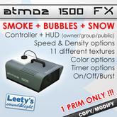 Atmoz 1500 FX