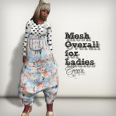 AMERIE - Mesh Overall_Flower01