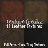 Texure Freakz : 11 Leather Textures