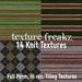 Texture Freakz : 14 Knit Textures